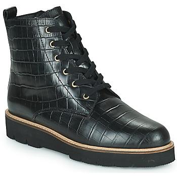 Παπούτσια Γυναίκα Μπότες Ravel MAYA Black
