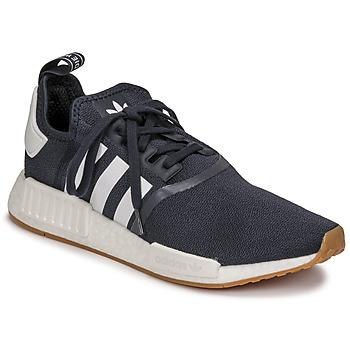Παπούτσια Χαμηλά Sneakers adidas Originals NMD_R1 Marine / Άσπρο