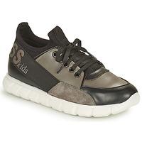 Παπούτσια Αγόρι Χαμηλά Sneakers Guess BRODY Black