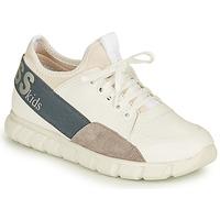 Παπούτσια Αγόρι Χαμηλά Sneakers Guess BRODY Άσπρο