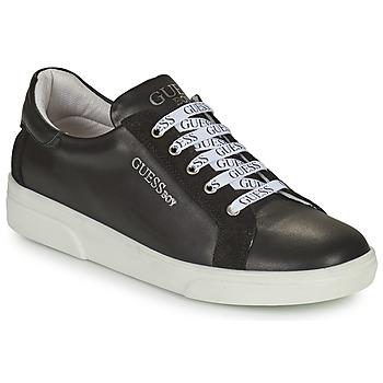 Παπούτσια Αγόρι Χαμηλά Sneakers Guess COLE Black
