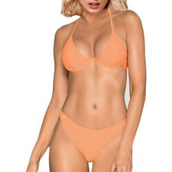 Υφασμάτινα Γυναίκα μαγιό 2 κομμάτια Obsessive OB6230 Orange