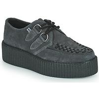 Παπούτσια Derby TUK VIVA HIGH CREEPER Grey