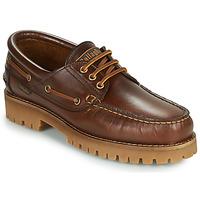 Παπούτσια Άνδρας Μοκασσίνια CallagHan TIM CRO. Brown
