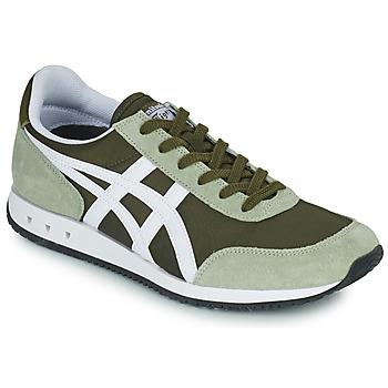 Παπούτσια Χαμηλά Sneakers Onitsuka Tiger NEW YORK Kaki / Άσπρο / Grey