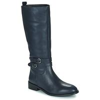 Παπούτσια Γυναίκα Μπότες για την πόλη JB Martin AMUSEE Μπλέ