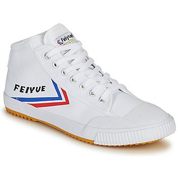 Ψηλά Sneakers Feiyue FE LO 1920 MID ΣΤΕΛΕΧΟΣ: Ύφασμα & ΕΠΕΝΔΥΣΗ: Ύφασμα & ΕΣ. ΣΟΛΑ: Ύφασμα & ΕΞ. ΣΟΛΑ: Καουτσούκ