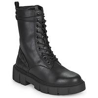 Παπούτσια Γυναίκα Μπότες MTNG 50188-C51975 Black