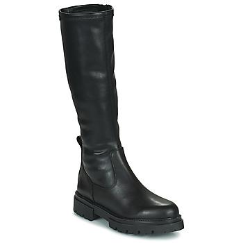 Παπούτσια Γυναίκα Μπότες για την πόλη MTNG 52465-C52355 Black