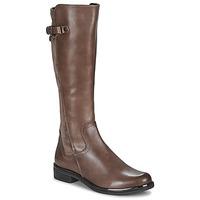Παπούτσια Γυναίκα Μπότες για την πόλη Caprice 25504-361 Taupe