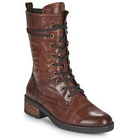 Παπούτσια Γυναίκα Μπότες Caprice 25202-351 Cognac