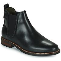 Παπούτσια Γυναίκα Μπότες Barbour FOXTON Black