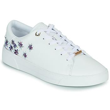Παπούτσια Γυναίκα Χαμηλά Sneakers Ted Baker KEILIE Άσπρο