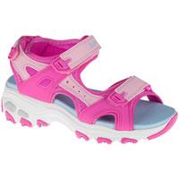Παπούτσια Παιδί Σπορ σανδάλια Skechers D'Lites Rose