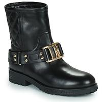 Παπούτσια Γυναίκα Μποτίνια Love Moschino JA21224G0D Black