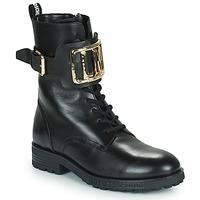 Παπούτσια Γυναίκα Μποτίνια Love Moschino JA21374G0D Black