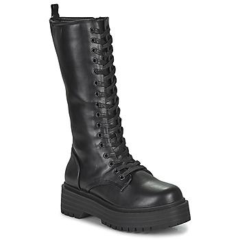 Παπούτσια Γυναίκα Μπότες για την πόλη Emmshu BADIE Black