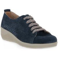 Παπούτσια Άνδρας Derby Grunland BLU 68DAPE Blu
