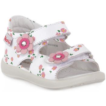 Παπούτσια Αγόρι Σανδάλια / Πέδιλα Naturino FALCOTTO 0N01 BESENVAL WHITE Bianco