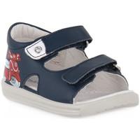 Παπούτσια Αγόρι Σανδάλια / Πέδιλα Naturino FALCOTTO 0C02 BLAVET NAVY Blu