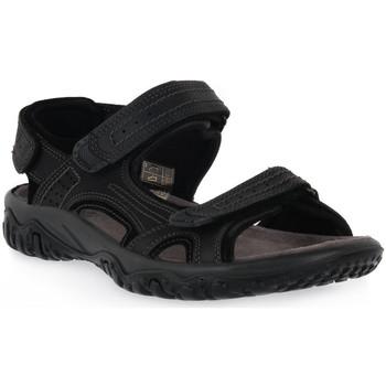 Παπούτσια Άνδρας Σπορ σανδάλια Imac NERO PACIFIC Nero