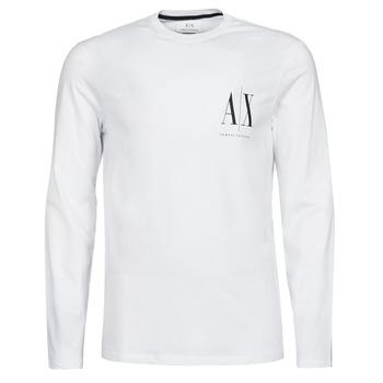 Μπλουζάκια με μακριά μανίκια Armani Exchange 8NZTPL Σύνθεση: Βαμβάκι