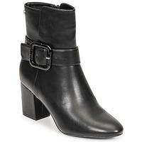 Παπούτσια Γυναίκα Μποτίνια Esprit ORNELLA Black
