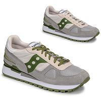 Παπούτσια Άνδρας Χαμηλά Sneakers Saucony SHADOW ORIGINAL Grey / Green