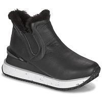 Παπούτσια Γυναίκα Ψηλά Sneakers Gioseppo FEDJE Black