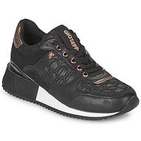 Παπούτσια Γυναίκα Χαμηλά Sneakers Gioseppo ENGERDAL Black