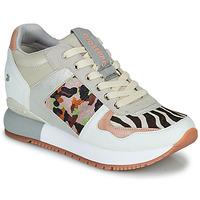 Παπούτσια Γυναίκα Χαμηλά Sneakers Gioseppo GISKE Άσπρο / Multico