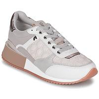 Παπούτσια Γυναίκα Χαμηλά Sneakers Gioseppo ENGERDAL Άσπρο