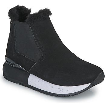 Παπούτσια Κορίτσι Ψηλά Sneakers Gioseppo NORDEN Black