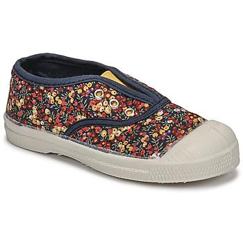 Xαμηλά Sneakers Bensimon TENNIS ELLY LIBERTY ENFANT ΣΤΕΛΕΧΟΣ: Φυσικό ύφασμα & ΕΠΕΝΔΥΣΗ: Φυσικό ύφασμα & ΕΞ. ΣΟΛΑ: Καουτσούκ