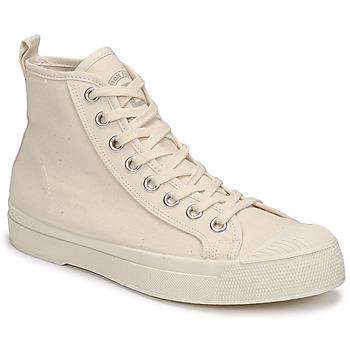 Ψηλά Sneakers Bensimon STELLA B79 ΣΤΕΛΕΧΟΣ: Φυσικό ύφασμα & ΕΠΕΝΔΥΣΗ: Φυσικό ύφασμα & ΕΣ. ΣΟΛΑ: & ΕΞ. ΣΟΛΑ: Καουτσούκ
