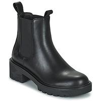 Παπούτσια Γυναίκα Μπότες Lumberjack RAMONE BEATLES Black