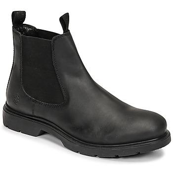 Παπούτσια Άνδρας Μπότες Lumberjack CHARLIE BEATLES Black