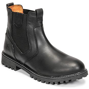 Παπούτσια Άνδρας Μπότες Lumberjack RIVER BEATLES Black