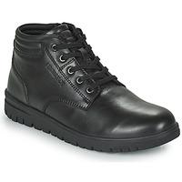 Παπούτσια Άνδρας Μπότες Lumberjack ALFRED LOW BOOT LACE Black