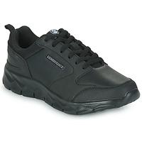 Παπούτσια Άνδρας Χαμηλά Sneakers Lumberjack RAM SNEAKER Black