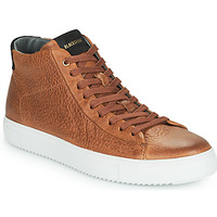 Παπούτσια Άνδρας Ψηλά Sneakers Blackstone VG06-CUOIO Brown