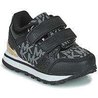 Παπούτσια Κορίτσι Χαμηλά Sneakers MICHAEL Michael Kors BILLIE JOGGER H&L Black / Gold