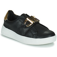 Παπούτσια Κορίτσι Χαμηλά Sneakers MICHAEL Michael Kors JEM MK Black / Gold