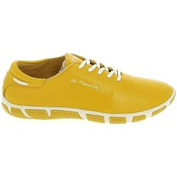 Xαμηλά Sneakers TBS Jazaru Jaune [COMPOSITION_COMPLETE]