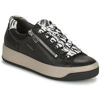 Παπούτσια Γυναίκα Χαμηλά Sneakers IgI&CO DONNA AVA Black