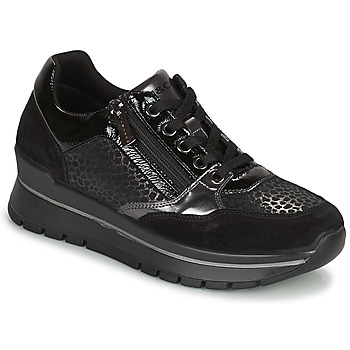 Παπούτσια Γυναίκα Χαμηλά Sneakers IgI&CO DONNA ANISIA Black