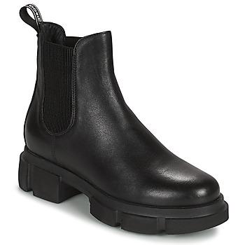 Παπούτσια Γυναίκα Μπότες IgI&CO DONNA VELAR Black