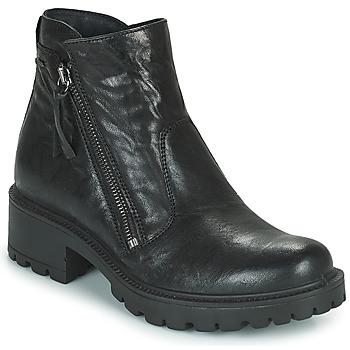 Παπούτσια Γυναίκα Μπότες για την πόλη IgI&CO DONNA GIANNA Black