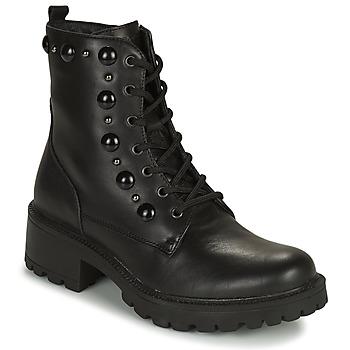 Παπούτσια Γυναίκα Μπότες IgI&CO DONNA GIANNA Black