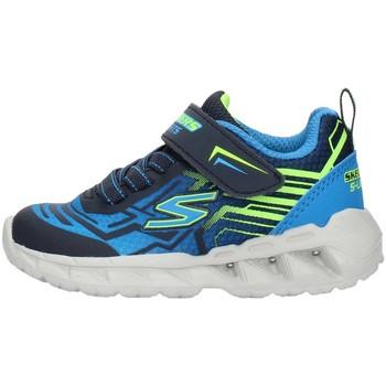 Παπούτσια Αγόρι Χαμηλά Sneakers Skechers 401500N Blue